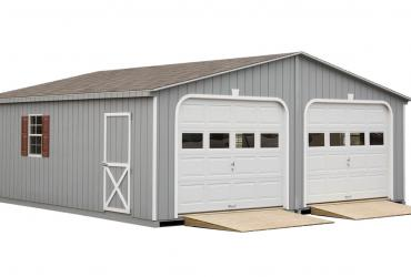 Aframe Modular Garage Duratemp T1-11-1