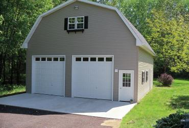 CUSTOM GARAGE GAMBREL 101