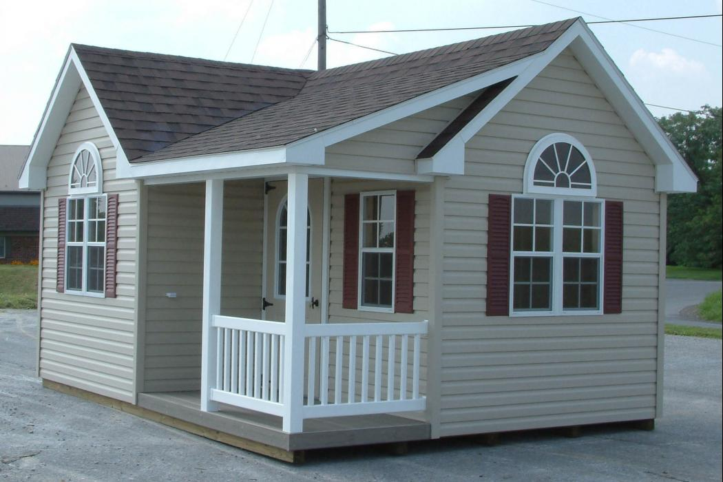 Classic Vinyl Victorian with porch-8