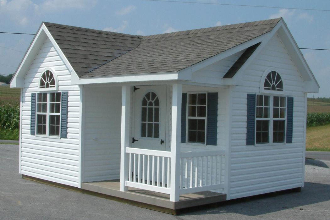Classic Vinyl Victorian with porch-11