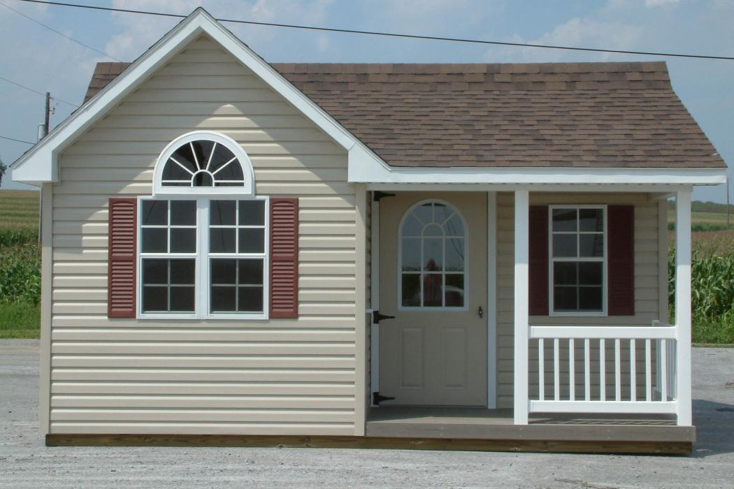 Classic Vinyl Victorian with porch-5
