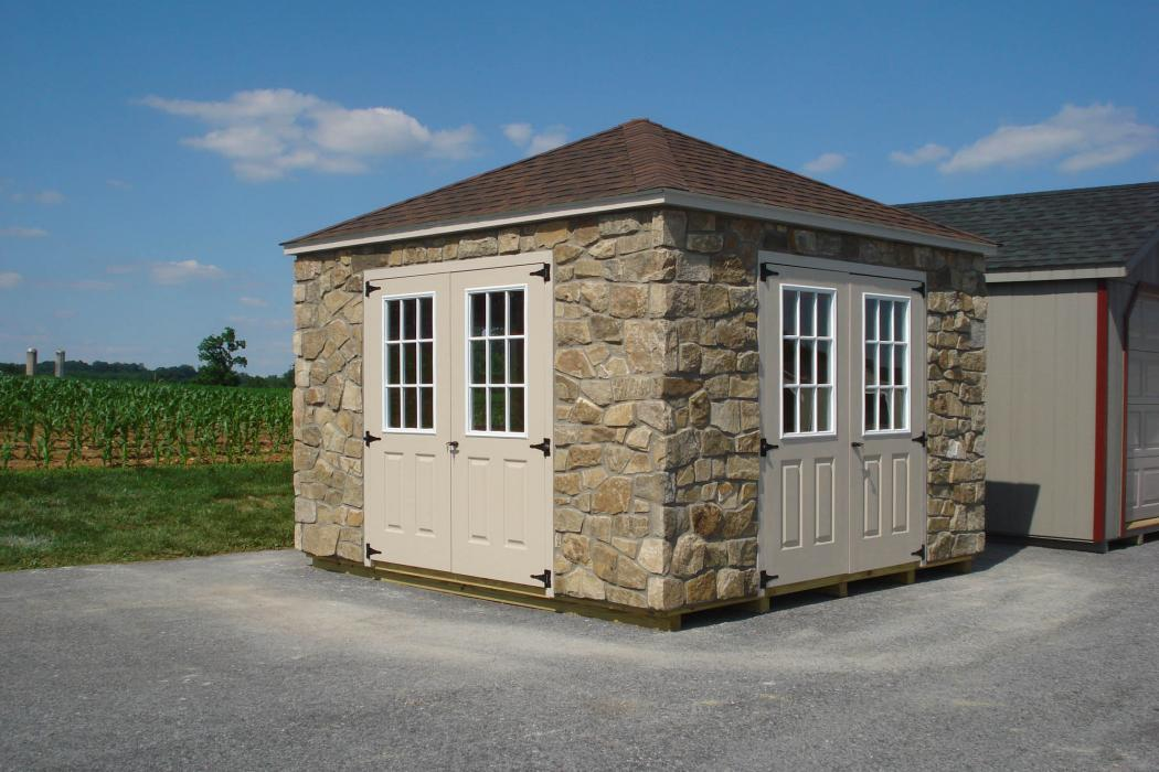 Historic Hip Roof Stone Cottage-7