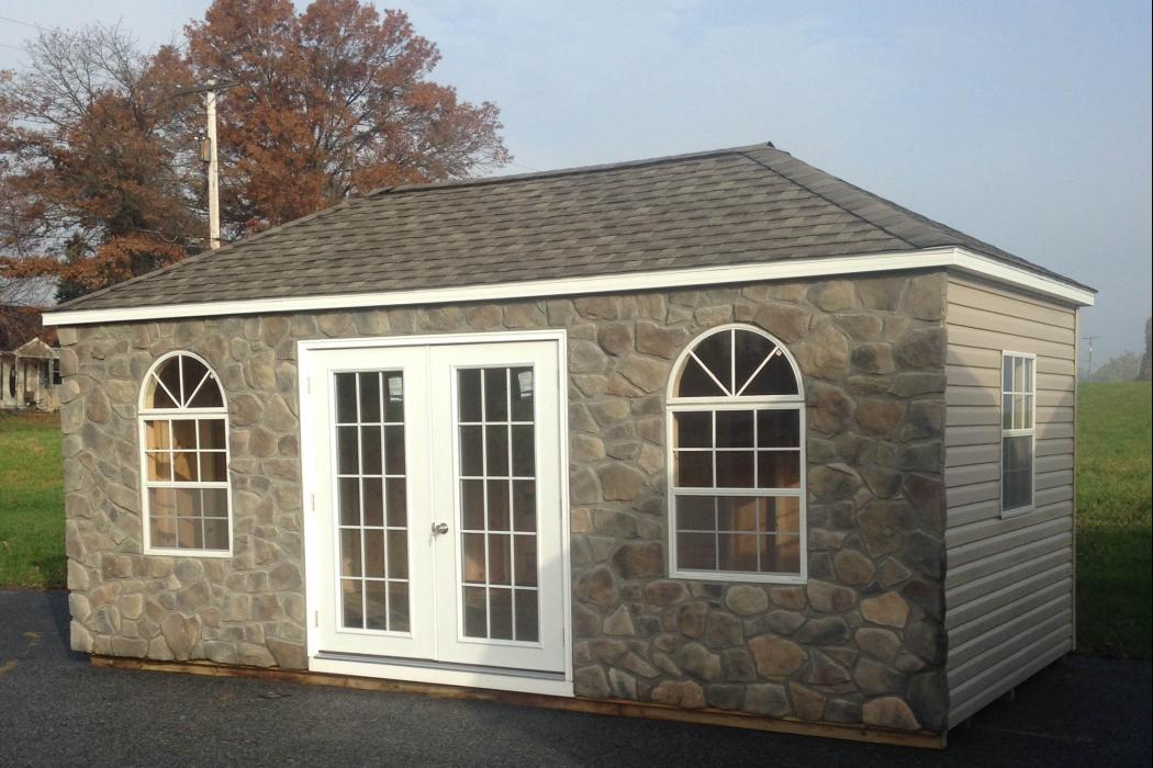Historic Hip Roof Stone Cottage-5