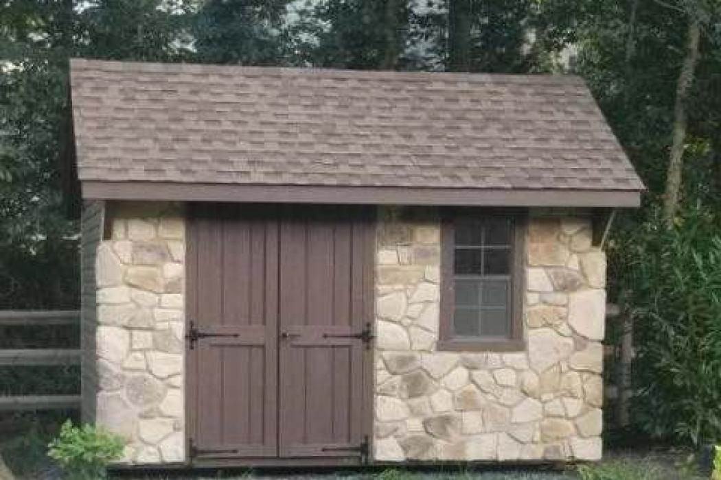 Historic Quaker Roof Stone Cottage-2