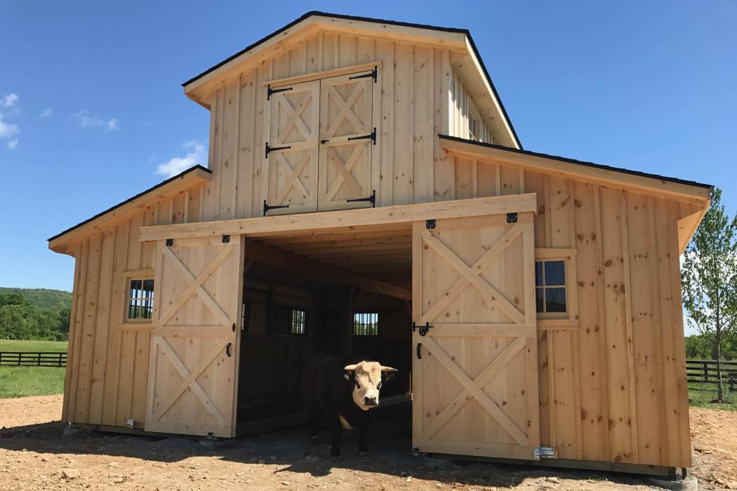 Monitor Barns Lancaster County Barns