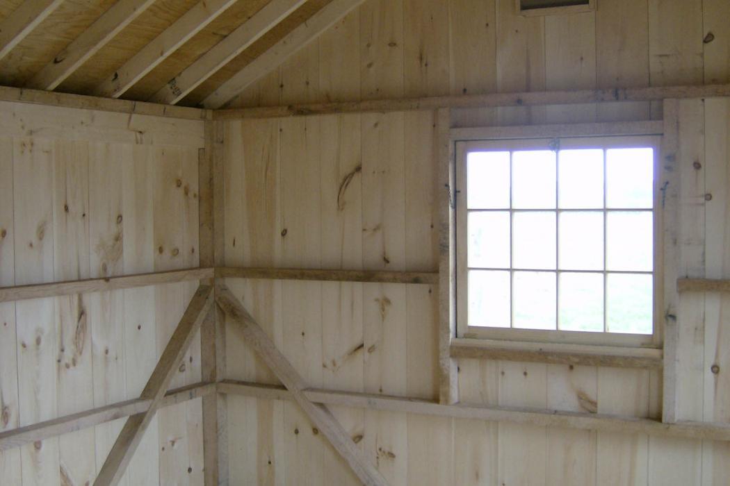 Standard Board Amp Batten Wood Storage Amp Tool Shed