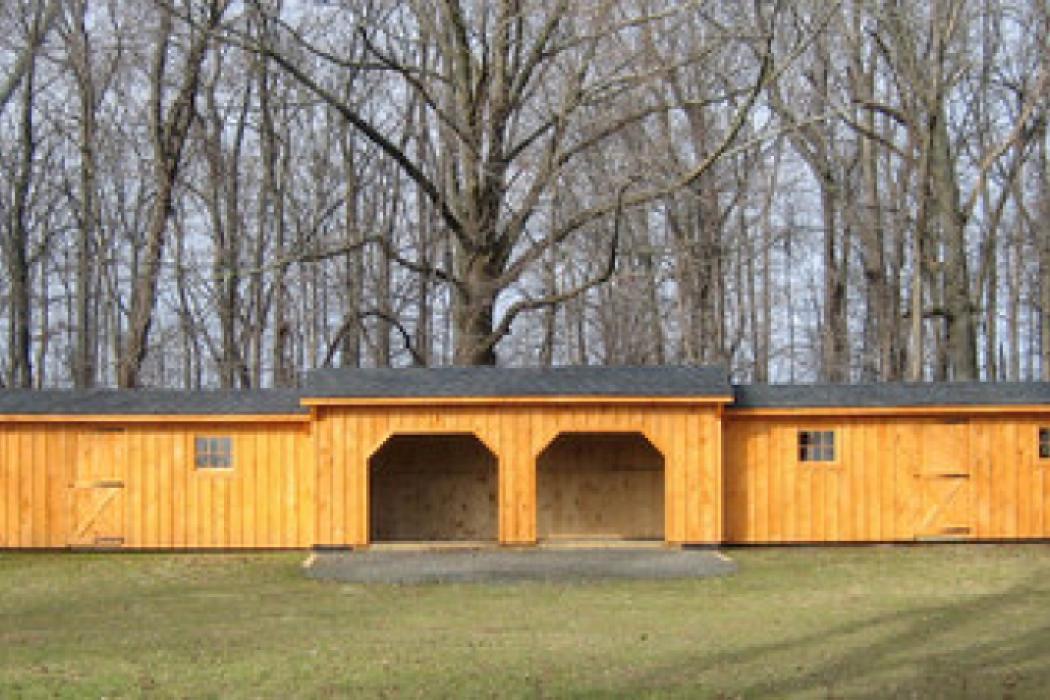 Custom Horse Barns Lancaster County Barns