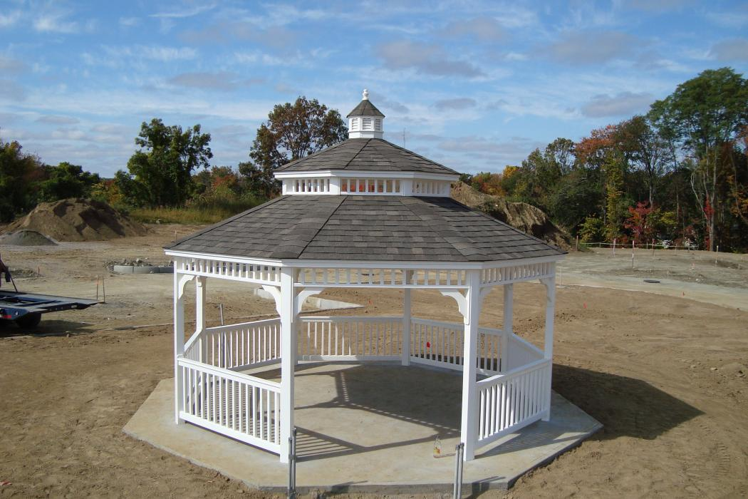 Commercial Vinyl Gazebos-1