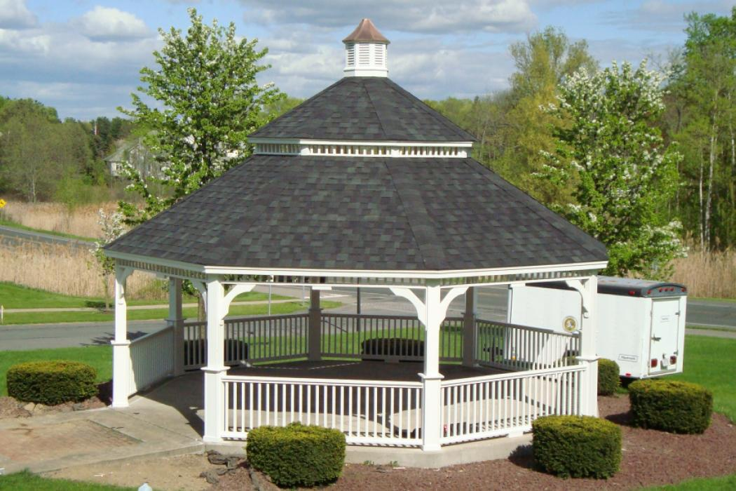 Commercial Vinyl Gazebos-2