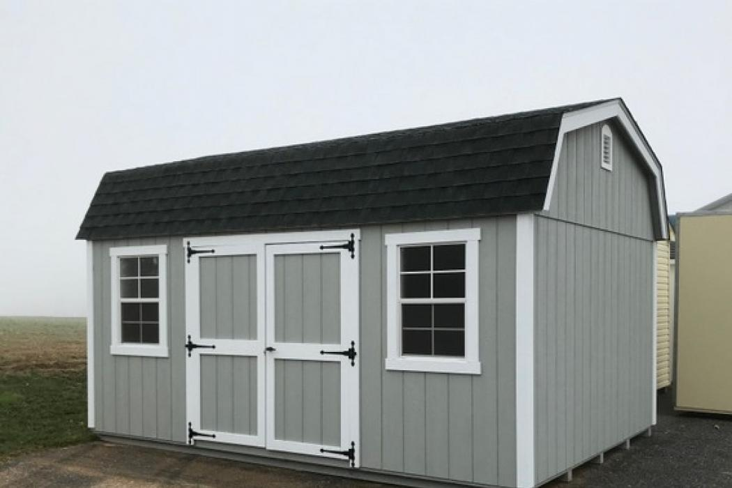 Classic New England dutch Duratemp T1-11 Siding